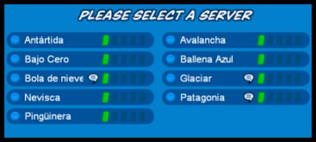 spanish servers